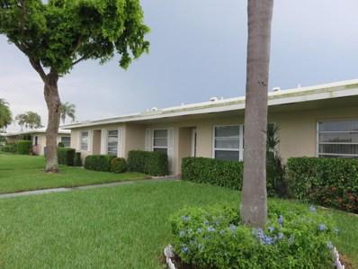 8935 Warwick Drive UNIT 443, Boca Raton, FL 33433 - MLS#: RX-10453422