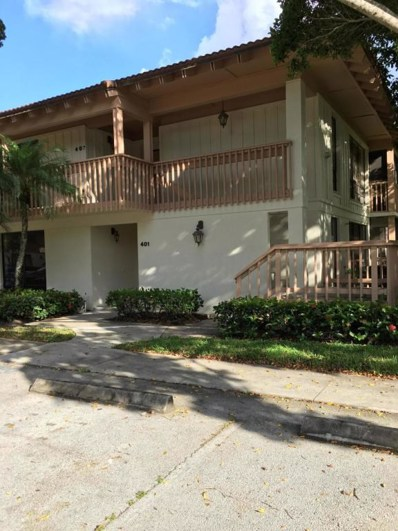 401 Brackenwood Lane S, Palm Beach Gardens, FL 33418 - MLS#: RX-10453429