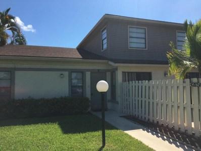 4355 Willow Pond Road UNIT B, West Palm Beach, FL 33417 - MLS#: RX-10453506