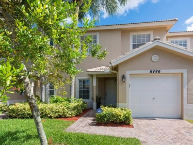 6446 Park Lake Circle, Boynton Beach, FL 33437 - MLS#: RX-10453556