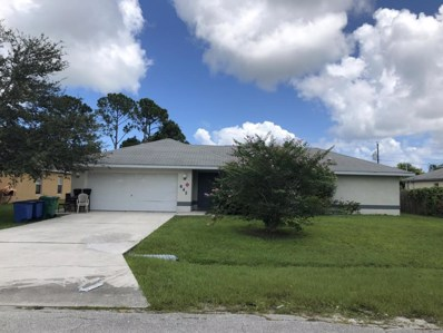 643 NE Lagoon Lane, Port Saint Lucie, FL 34983 - #: RX-10453588