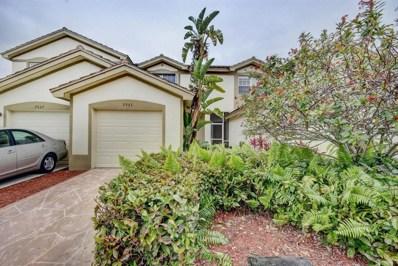 7923 Sienna Springs Drive, Lake Worth, FL 33463 - MLS#: RX-10453592
