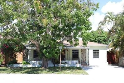 1219 N M Street, Lake Worth, FL 33460 - MLS#: RX-10453672