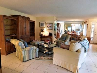 7599 Glendevon Lane UNIT 1501, Delray Beach, FL 33446 - MLS#: RX-10453707