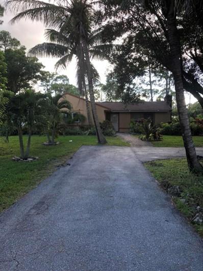 4901 N 127th Trail N, Royal Palm Beach, FL 33411 - MLS#: RX-10453711