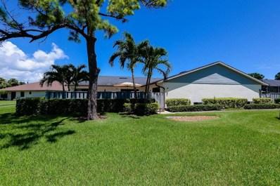 1337 Peppertree Trail UNIT C, Fort Pierce, FL 34950 - MLS#: RX-10453748
