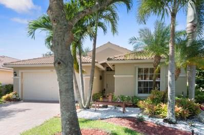 5350 Vernio Lane, Boynton Beach, FL 33437 - #: RX-10453795