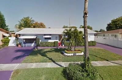 310 W 22nd Street, Riviera Beach, FL 33404 - MLS#: RX-10453825