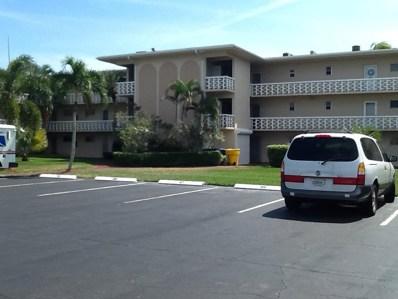 2812 Garden Drive S UNIT 203, Lake Worth, FL 33461 - MLS#: RX-10453833