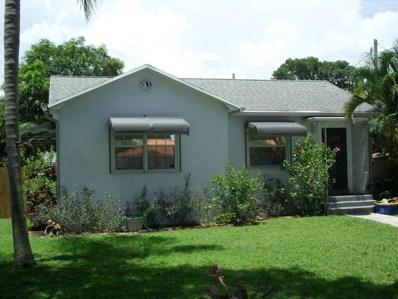 3111 Poinsettia Avenue, West Palm Beach, FL 33407 - MLS#: RX-10453877