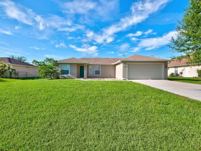 1608 SW Cefalu Circle, Port Saint Lucie, FL 34952 - MLS#: RX-10453881