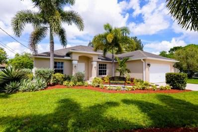 3247 SE Pinto Street, Port Saint Lucie, FL 34984 - MLS#: RX-10453895