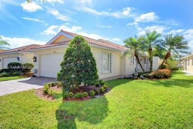 8384 Cozumel Lane, Wellington, FL 33414 - MLS#: RX-10453896