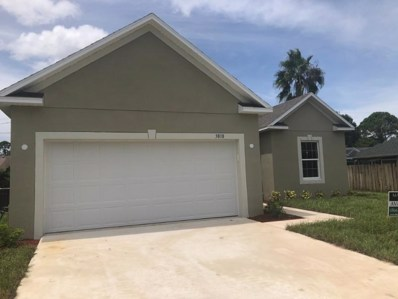 3010 SW Segovia Street UNIT Q, Port Saint Lucie, FL 34953 - MLS#: RX-10453919
