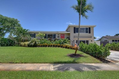516 NW 12th Terrace, Boca Raton, FL 33486 - MLS#: RX-10453936