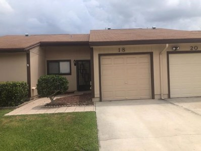 18 Kensington Lane, Boynton Beach, FL 33426 - MLS#: RX-10453957