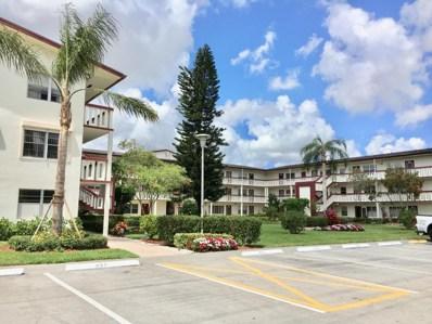 475 Fanshaw L UNIT 475, Boca Raton, FL 33434 - MLS#: RX-10453972