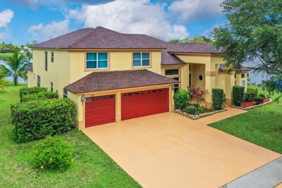 128 Monterey Way, Royal Palm Beach, FL 33411 - MLS#: RX-10453986