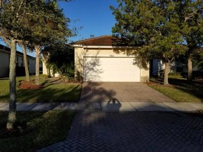 9661 SW Glenbrook Drive, Port Saint Lucie, FL 34987 - MLS#: RX-10454046
