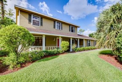 14448 Paddock Drive, Wellington, FL 33414 - MLS#: RX-10454053
