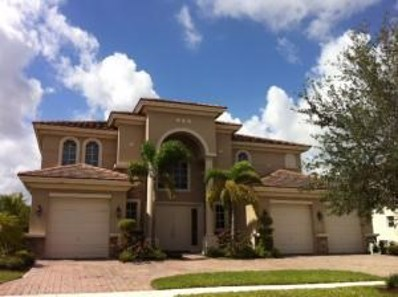 603 Glenfield Way, Royal Palm Beach, FL 33411 - MLS#: RX-10454105