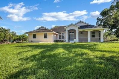 16137 E Aintree Drive, Loxahatchee, FL 33470 - MLS#: RX-10454132
