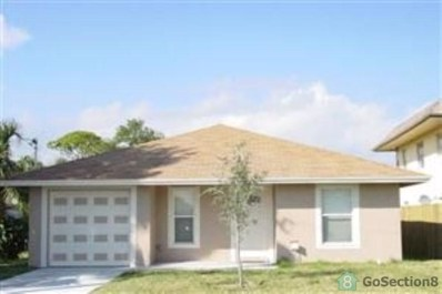 1674 W 26th Court, Riviera Beach, FL 33404 - MLS#: RX-10454153