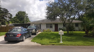 9090 Honeywell Road, Lake Worth, FL 33467 - MLS#: RX-10454360