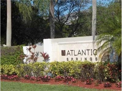11263 W Atlantic Boulevard UNIT 306, Coral Springs, FL 33071 - MLS#: RX-10454516