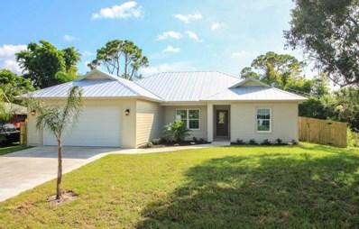 4900 Seagrape Drive, Fort Pierce, FL 34982 - MLS#: RX-10454604