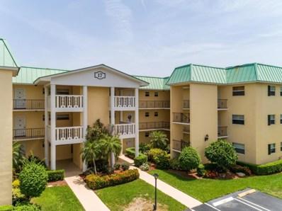 17 Colonial Club Drive UNIT 205, Boynton Beach, FL 33435 - MLS#: RX-10454609