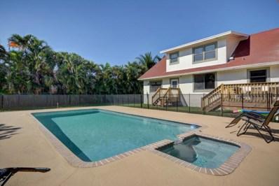 3855 NW 5th Avenue, Boca Raton, FL 33431 - MLS#: RX-10454611