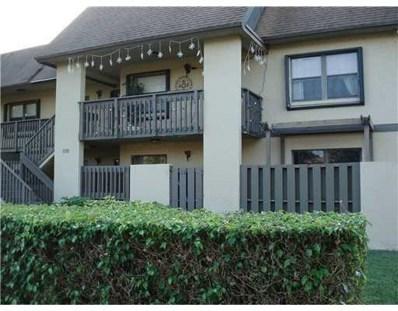 3111 SW 20 Terrace UNIT 22d-1, Delray Beach, FL 33445 - MLS#: RX-10454703