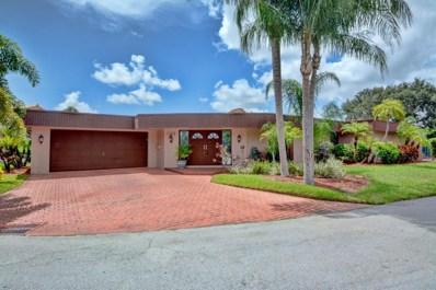 5712 S Travelers Palm Lane, Tamarac, FL 33319 - MLS#: RX-10454751