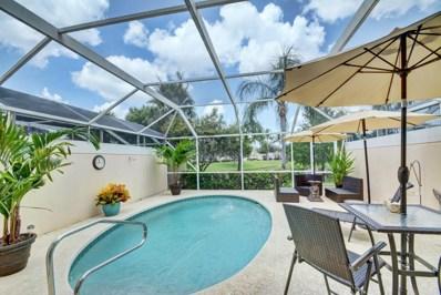 445 Capistrano Drive, Palm Beach Gardens, FL 33410 - MLS#: RX-10454802