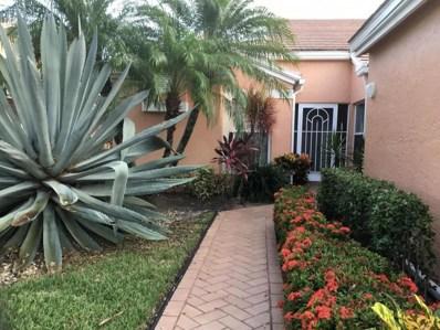 5658 Royal Lake Circle, Boynton Beach, FL 33437 - #: RX-10454823