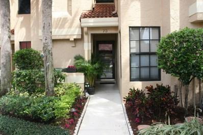 2320 Treasure Isle Drive UNIT A73, Palm Beach Gardens, FL 33410 - MLS#: RX-10454831