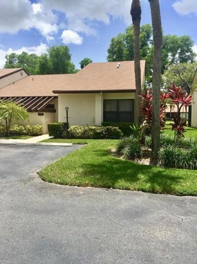 7848 Hyde Street UNIT C, Lake Worth, FL 33467 - MLS#: RX-10454849