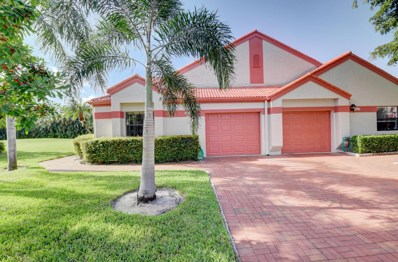 7540 Lexington Club Boulevard UNIT A, Delray Beach, FL 33446 - MLS#: RX-10454963