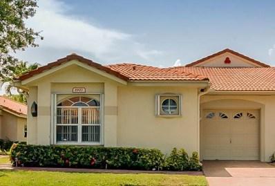 1907 Wood Fern Drive, Boynton Beach, FL 33436 - MLS#: RX-10454967