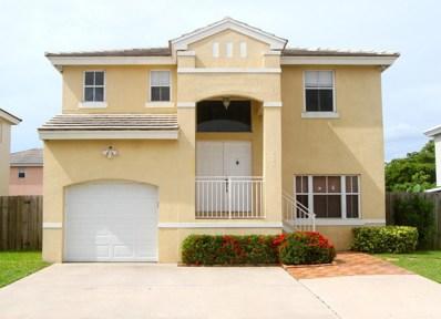 6460 French Angel Terrace, Margate, FL 33063 - MLS#: RX-10454977