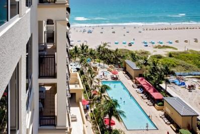 3800 N Ocean Drive UNIT 1812, Riviera Beach, FL 33404 - MLS#: RX-10455034