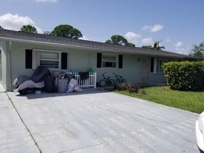 2168 SE Harrison Street, Stuart, FL 34997 - MLS#: RX-10455044