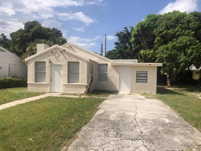 629 56th Street, West Palm Beach, FL 33407 - MLS#: RX-10455126