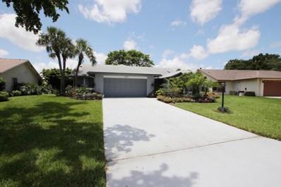 16673 Boca Delray Drive, Delray Beach, FL 33484 - MLS#: RX-10455139