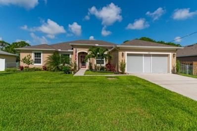 3572 SW Pisano Street, Port Saint Lucie, FL 34953 - #: RX-10455153