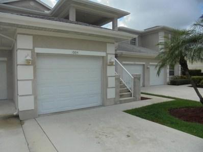 1004 Century Drive, Fort Pierce, FL 34982 - MLS#: RX-10455183