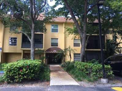 470 NW 20th Street UNIT 106, Boca Raton, FL 33431 - MLS#: RX-10455192