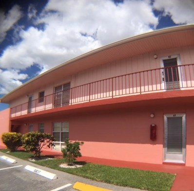 6 Golfs Edge UNIT F, West Palm Beach, FL 33417 - MLS#: RX-10455212
