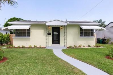1114 N K Street, Lake Worth, FL 33460 - MLS#: RX-10455224